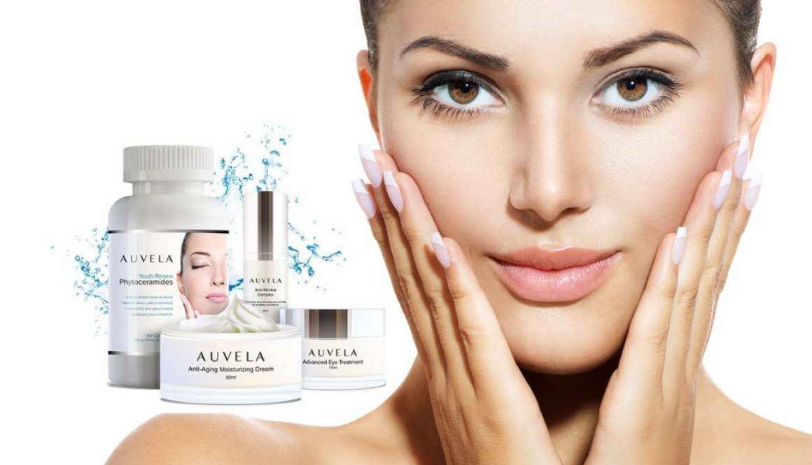 AUVELA Advanced skin care line for a healthy and radiant complexion